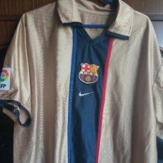 Coleccionismo deportivo: FC BARCELONA L CAMISETA FUTBOL FOOTBALL SHIRT MAGLIA CALCIO. Lote 226426190