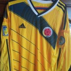 Collectionnisme sportif: COLOMBIA MUNDIAL QUALIFIC L CAMISETA FUTBOL FOOTBALL SHIRT MAGLIA CALCIO. Lote 226427804
