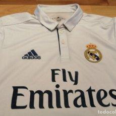 Collectionnisme sportif: ORIGINAL | FÚTBOL | CAMISETA VINTAGE REAL MADRID CF (PRODUCTO ORIGINAL). Lote 227709155