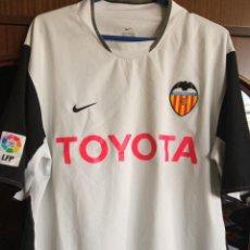 Coleccionismo deportivo: VALENCIA CF L CAMISETA FUTBOL FOOTBALL SHIRT TRIKOT MAGLIA FUSSBALL. Lote 228395460