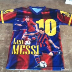 Coleccionismo deportivo: CAMISETA LEO MESSI. Lote 228693421