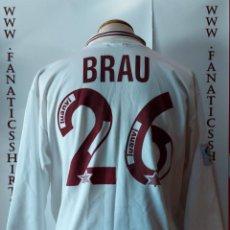 Colecionismo desportivo: #26 BRAU ALBACETE B. 1995-1996 HOME MATCH CAMISETA FUTBOL. Lote 229691190