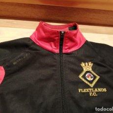 Coleccionismo deportivo: ORIGINAL | FÚTBOL | TALLA M| FLEETLANDS FC PLAYER WORN MATCH WORN (EXCLUSIVA MUNDIAL EN TC). Lote 229901555