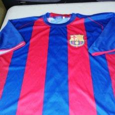 Coleccionismo deportivo: CAMISETA FUTBOL CLUB BARCELONA.. OFICIAL..SAMUEL ETOO... Lote 231621955