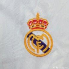 Coleccionismo deportivo: CAMISETA FÚTBOL HUMMEL REAL MADRID AÑOS 90. TALLA L. Lote 231931755
