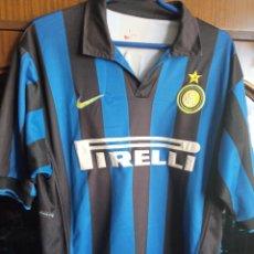 Collectionnisme sportif: INTER MILAN RONALDO M FOOTBALL FUTBOL CAMISETA SHIRT CALCIO MAGLIA. Lote 232942080