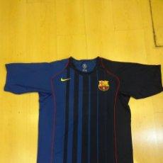 Coleccionismo deportivo: FC BARCELONA. CAMISETA NIKE. Lote 233272340