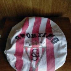 Colecionismo desportivo: GORRA FUTBOL REAL SPORTING DE GIJON. Lote 233952425