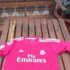 Coleccionismo deportivo: CAMISETA REPLICA REAL MADRID. Lote 234458900