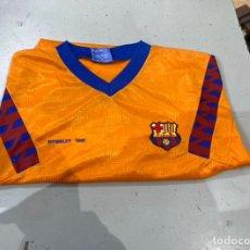 Collezionismo sportivo: FC BARCELONA CAMISETA WEMBLEY 92. Lote 234822835