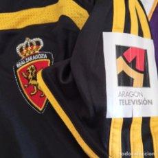 Coleccionismo deportivo: CAMISETA FUTBOL ADIDAS REAL ZARAGOZA 2008. Lote 235299760