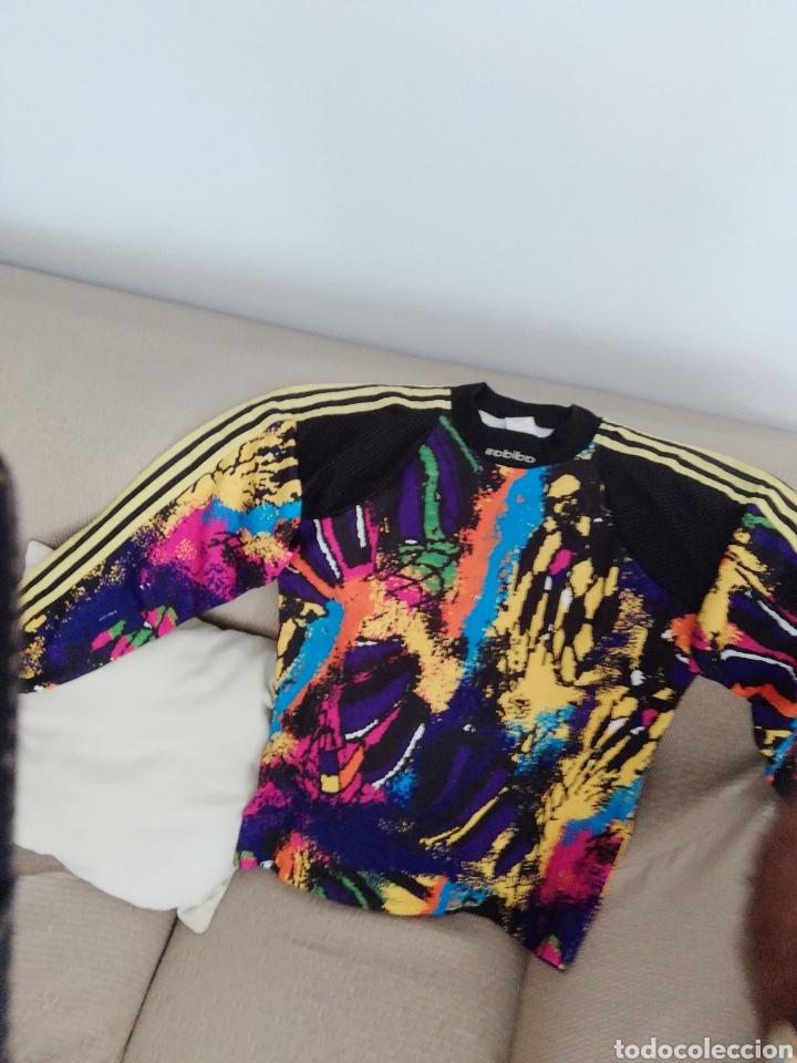 Coleccionismo deportivo: 6 camisetas portero fútbol históricas. LOTE UNICO. - Foto 2 - 235385090