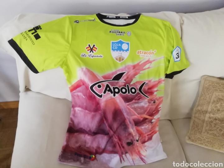 Coleccionismo deportivo: 6 camisetas portero fútbol históricas. LOTE UNICO. - Foto 3 - 235385090
