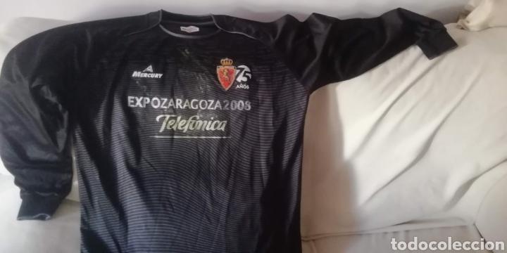 Coleccionismo deportivo: 6 camisetas portero fútbol históricas. LOTE UNICO. - Foto 5 - 235385090