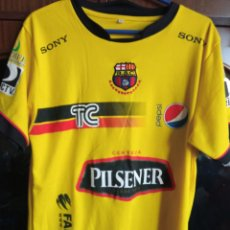 Collezionismo sportivo: BARCELONA GUAYAQUIL ECUADOR L CAMISETA FUTBOL FOOTBALL SHIRT. Lote 235876880