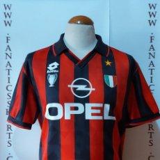 Colecionismo desportivo: #8 A.C MILAN 1994-1995 HOME CAMISETA FUTBOL LOTTO. Lote 236770035