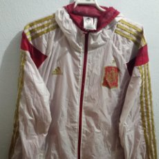 Coleccionismo deportivo: ESPAÑA SPAIN L JACKET CHAQUETA FOOTBALL FUTBOL CAMISETA SHIRT. Lote 237367500