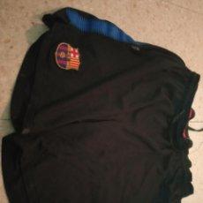 Coleccionismo deportivo: SHORTS FC BARCELONA M FOOTBALL FUTBOL CAMISETA SHIRT. Lote 237367715