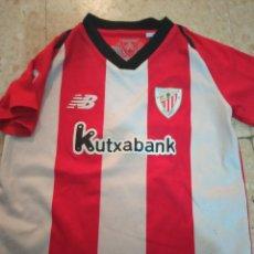 Coleccionismo deportivo: ATHLETIC CLUB AGE 3 DORSAL FOOTBALL FUTBOL CAMISETA SHIRT. Lote 237367845