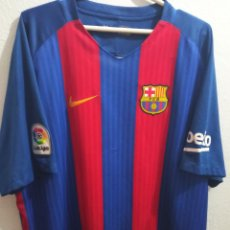 Coleccionismo deportivo: FC BARCELONA XXL FOOTBALL FUTBOL CAMISETA SHIRT. Lote 237367935