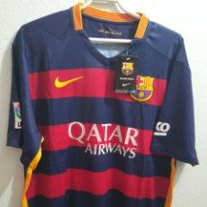 Coleccionismo deportivo: FC BARCELONA XL FOOTBALL FUTBOL CAMISETA SHIRT. Lote 237368220