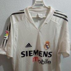 Coleccionismo deportivo: REAL MADRID S FOOTBALL FUTBOL CAMISETA SHIRT. Lote 237368990
