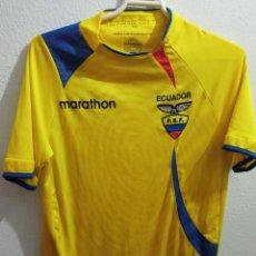 Coleccionismo deportivo: ECUADOR S FOOTBALL FUTBOL CAMISETA SHIRT. Lote 237369095