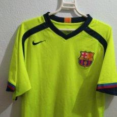 Coleccionismo deportivo: XENIA FC BARCELONA MATCH WORN FEMINAS M FOOTBALL FUTBOL CAMISETA SHIRT. Lote 237370285