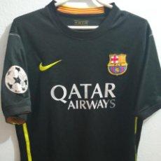 Coleccionismo deportivo: FC BARCELONA L FOOTBALL FUTBOL CAMISETA SHIRT. Lote 237370555