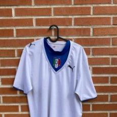 Coleccionismo deportivo: CAMISETA FUTBOL OFICIAL/ORIGINAL ITALIA 2006. Lote 237529315