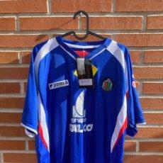 Coleccionismo deportivo: CAMISETA FUTBOL OFICIAL/ORIGINAL GETAFE 2006-2007. Lote 237529460