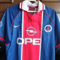 Collezionismo sportivo: PSG XS FRANCE CAMISETA FUTBOL FOOTBALL SHIRT MAILLOT 1995. Lote 240414010