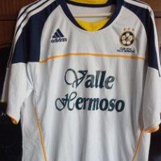 Collezionismo sportivo: CLUB REAL VALLE HERMOSO BOLIVIA CAMISETA FUTBOL FOOTBALL SHIRT L. Lote 241915470