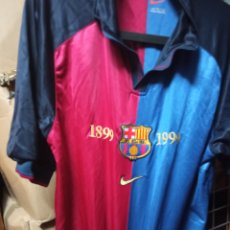 Colecionismo desportivo: FC BARCELONA CENTURY CAMISETA FUTBOL FOOTBALL SHIRT M CENTENARIO. Lote 242414450