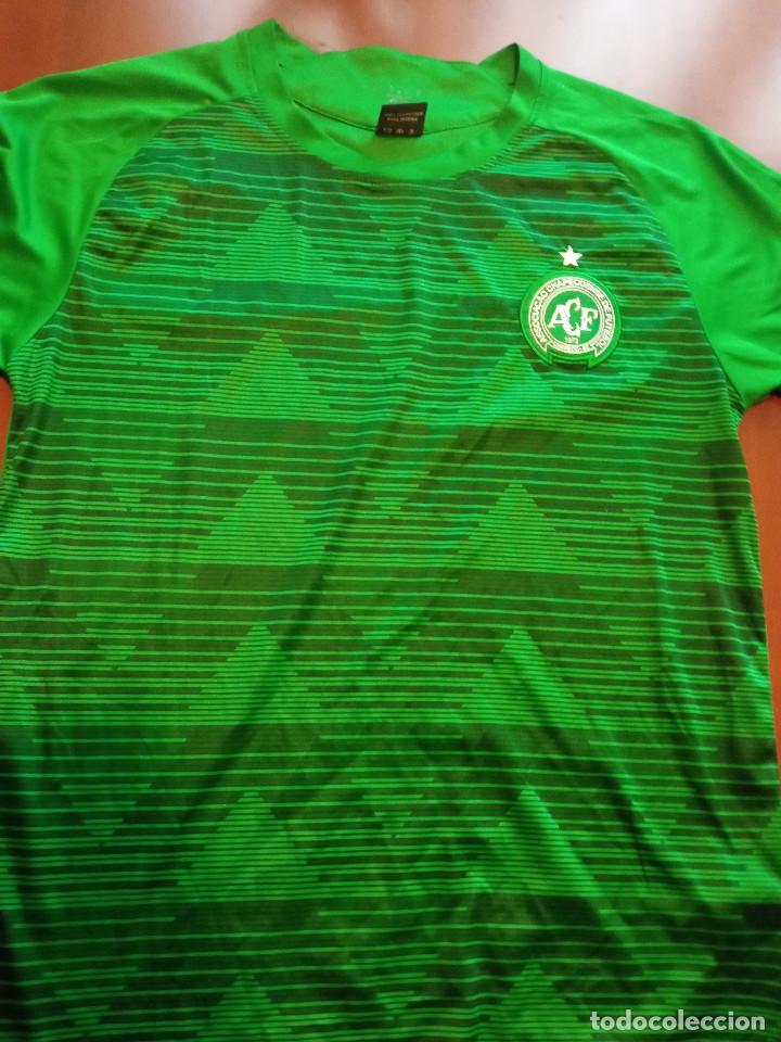 CHAPECOENSE BRASIL LEGEND XL BRAZIL CAMISETA FUTBOL FOOTBALL SHIRT (Coleccionismo Deportivo - Ropa y Complementos - Camisetas de Fútbol)