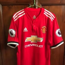 Coleccionismo deportivo: CAMISETA PLAYER ISSUE MANCHESTER UNITED. IBRAHIMOVIC. Lote 243915025