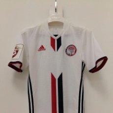 Coleccionismo deportivo: CAMISETA MATCHWORN AMKAR PERM FC RUSIA 2018. ZANEV. Lote 244440130