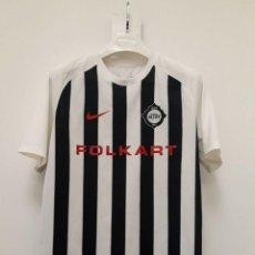 Coleccionismo deportivo: CAMISETA MATCHWORN ALTAY FC TURQUÍA. SINCAR. Lote 244441480