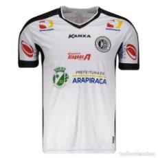 Coleccionismo deportivo: CAMISETA OFICIAL ARAPIRACA FC BRASIL 2019. TALLA L. Lote 244443120