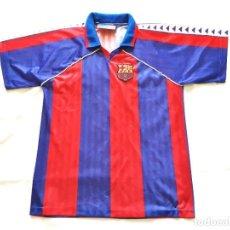 Coleccionismo deportivo: FC BARCELONA CAMISETA KAPPA OFICIAL STOICHKOV. Lote 244477705