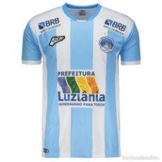 Coleccionismo deportivo: CAMISETA OFICIAL LUZIANIA AA 2019 BRASIL. Lote 244793385