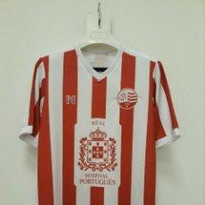 Coleccionismo deportivo: CAMISETA MATCHWORN AA NAUTICO DE BRASIL. DORSAL 4. Lote 244936325