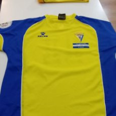 Collectionnisme sportif: CAMISETA CÁDIZ CF. Lote 245100405