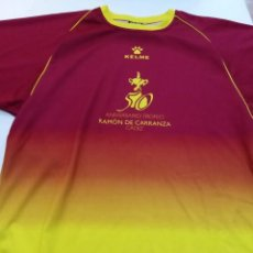 Colecionismo desportivo: CAMISETA CÁDIZ CF. Lote 245100905