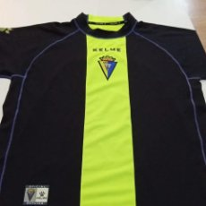 Colecionismo desportivo: CAMISETA CÁDIZ CF. Lote 245102150
