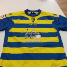 Collectionnisme sportif: CAMISETA CÁDIZ CF. Lote 245102550