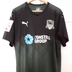 Coleccionismo deportivo: CAMISETA CASA MATCHWORN FC KRASNODAR 2019. UROS SPAJIC. Lote 246494170