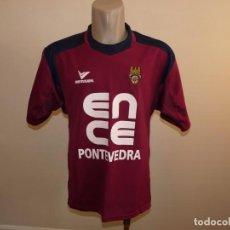 Coleccionismo deportivo: CAMISETA DE FUTBOL PONTEVEDRA C.F. BEMISER. Lote 246627905