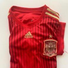 Coleccionismo deportivo: CAMISETA ESPAÑA SELECCIÓN ESPAÑOLA ADIDAS TALLA L 2014 2015. Lote 248289525