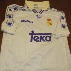 Collectionnisme sportif: REAL MADRID M KELME CAMISETA SHIRT FUTBOL FOOTBALL TRIKOT. Lote 251766135